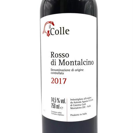 Il Colle・Rosso di Montalcino 2017