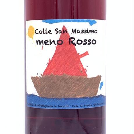 Colle San Massimo・Meno Rosso 2019
