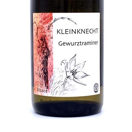 Kleinknecht・Gewurztraminer 2017
