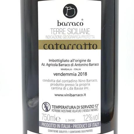Barraco・Catarratto 2018