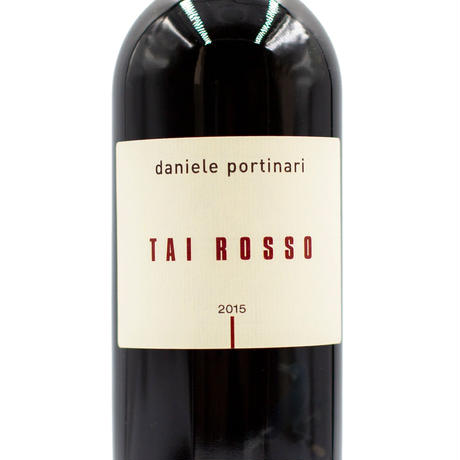 Daniele Portinari・Tai Rosso 2015