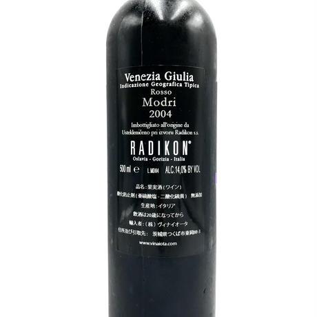 Radikon・Modri 2004 500ml