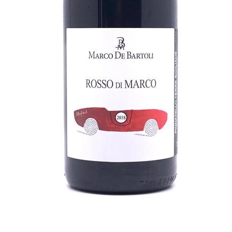 De Bartoli・Rosso di Marco 2018