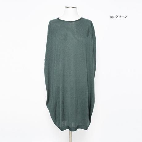 求心編み 夏のニットワンピース 5206106A