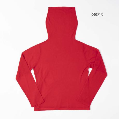 エアーウール素材 ひょうたんネック プルオーバー(5色) NO.5204301A