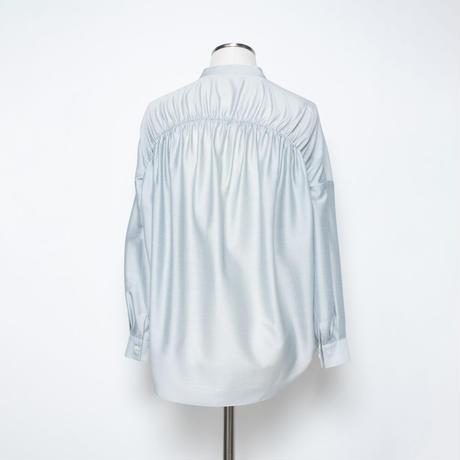 銀糸刺繍 ブラウス 7206040O