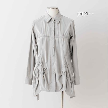 シャーリング 羽織るブラウス NO. 5202022O