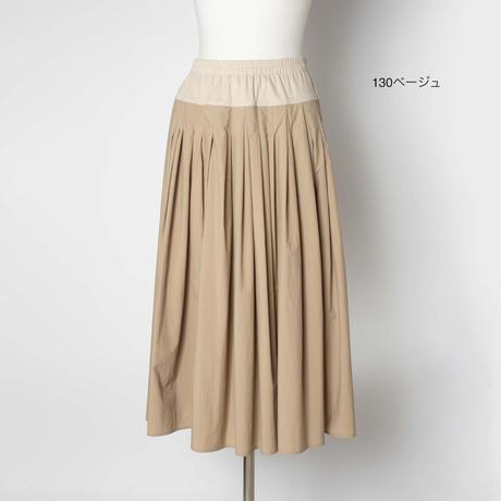 ベーシックフレアースカート(手洗い可)5205012E