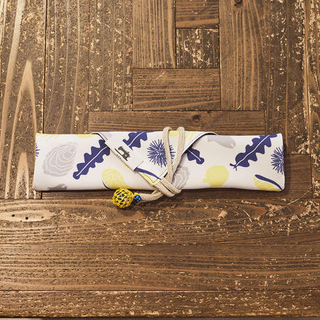箸巻き (海鮮柄×イエロー)