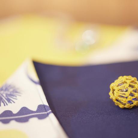 箸巻き (海鮮柄×ネイビー)