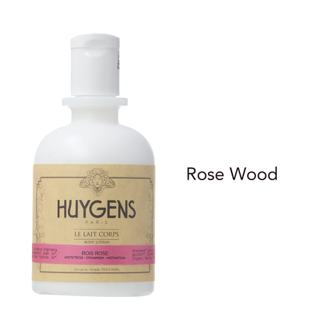 HUYGENS  Body Lotion  Rose wood  & Temple