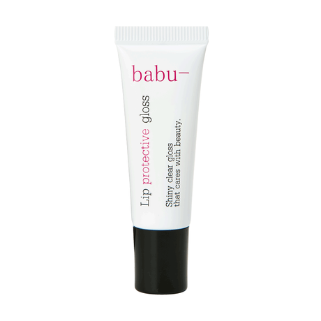 babu Lip Protective Gloss Clear
