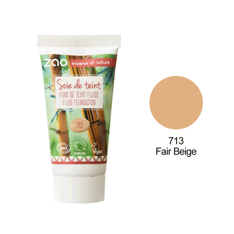 ZAO Silk Foundation Refill