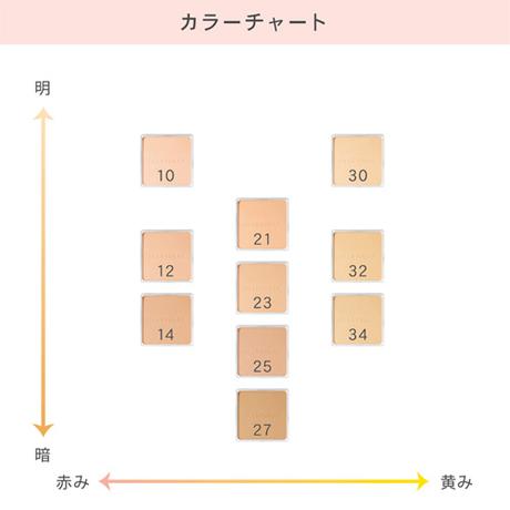【レフィル】ジルスチュアート エアリーステイフローレス パウダーファンデーション