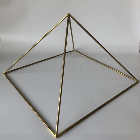 国産品 ピラミッドブースター™ L ゴールド(真鍮製)