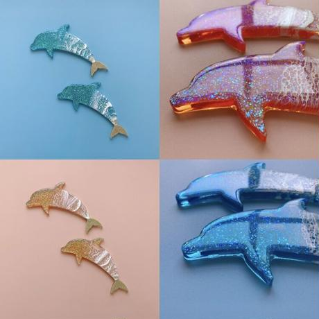 Marine life ornaments (Dolphin)