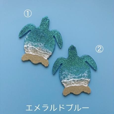 Marine life ornaments (Sea turtle)