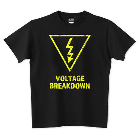 Voltage Breakdown Unisex Tee