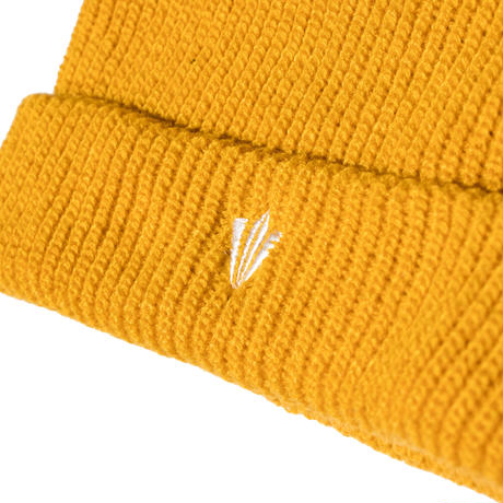 PAPER PLANES BEANIE YELLOW