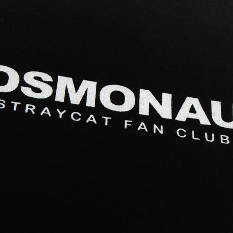 STRAYCAT FAN CLUB BLACK