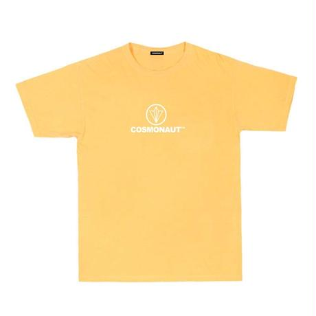 CIRCLE LOGO  TEE FRESH BANANA