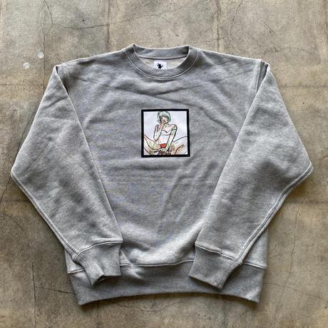 青蛙神(CHINWASEN) CMYK printing long sleeve sweat shirts