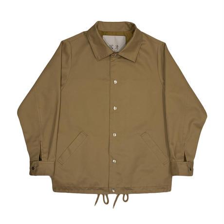 國清 battle jacket (BEG)
