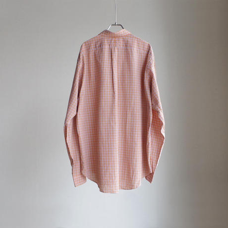 """Ralph Lauren"""" check bd shirt"""