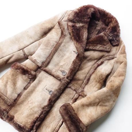 """ladys item""""  Saint Michel"""" mouton jkt"""