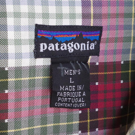 """patagonia""""  made in Portugal"""