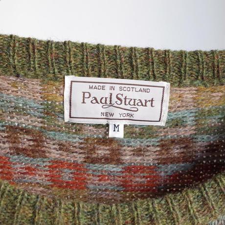 """Paul Stuart""""  made in Scotland"""