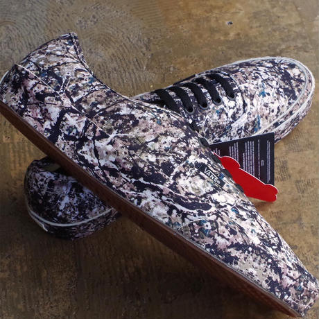 """new"""" VANS×MOMA"""" Jackson Pollock """" 『One:Number31, 1950』"""