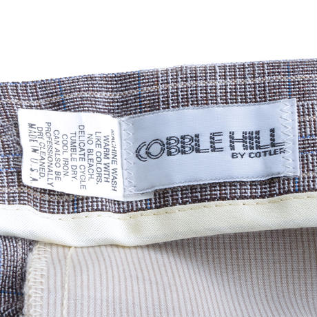 COBBLE HILL by cotler  made in USA