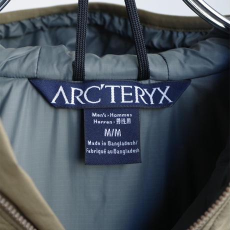 """new"""" ARC'TERYX """"  Leaf """" atom hoody"""
