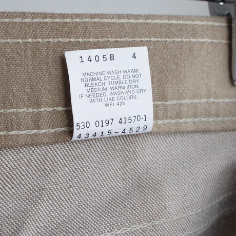 """deadstock"""" Levi's 530  made in USA"""