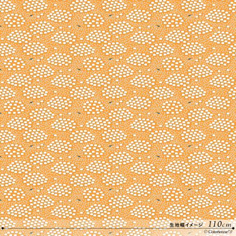 SHEEEEEP-brown (CO912400 J)【*1M単位/ダブルガーゼ】