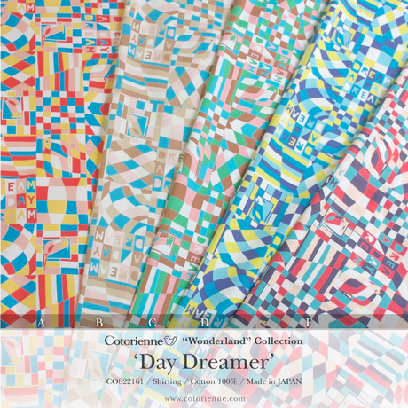 Day Dreamer -mix blue (CO822161 D)