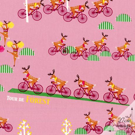 TOURE de FOREST -pink (CO152090 B)