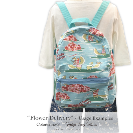 Flower Delivery -navy (CO112540 C)