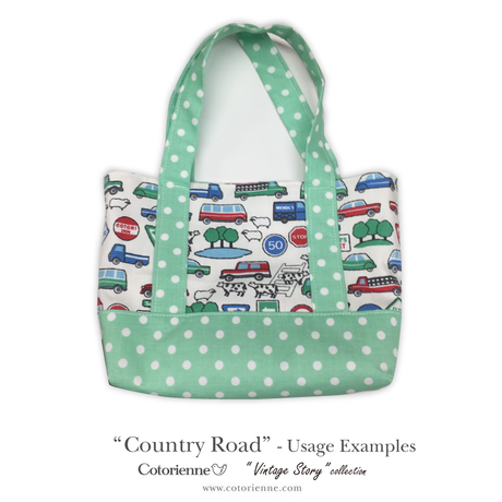 Country Road -blue (CO152169 C)