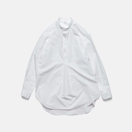 ZEN LOAN SHIRTS-WHITE