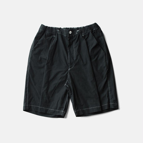 ZEN LOAN TACTAC SHORTSーBLACK