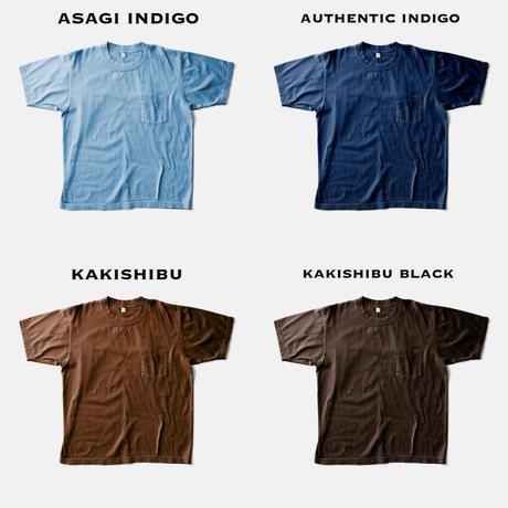 MERRY GO ROUND T SHIRTーKAKISHIBU  BLACK