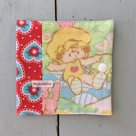OKIEDOKIE☆マスクバッグ/strawberry shortcake(A)