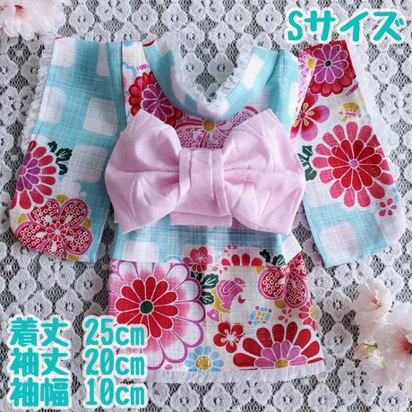 姫系 浴衣