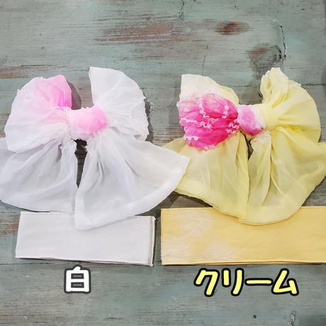 浴衣用 帯 兵児帯リボン サイズオーダー