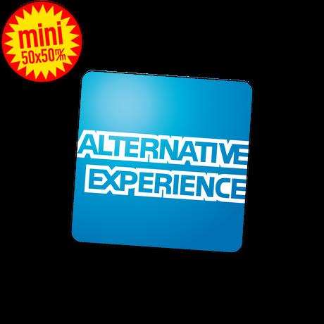 【ALTERNATIVE EXPERIENCE】ステッカー