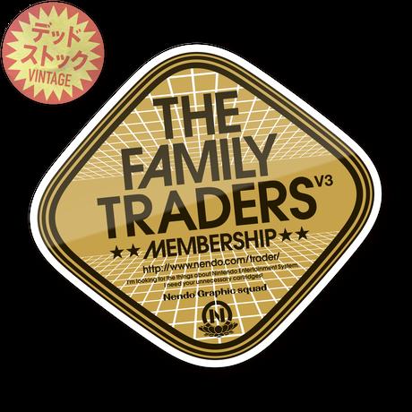 【THE FAMILY TRADERS V3 MEMBERSHIP】ステッカー