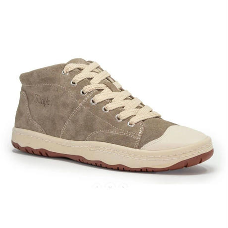 Simple Retro 91 Mid-Top Sneaker Taupe