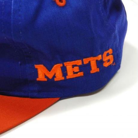 DEADSTOCK NEW YORK METS 2TONE CAP